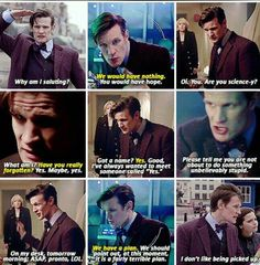 Best 11th Doctor lines from The Day of the Doctor. #doctorwho #mattsmith #11thdoctor