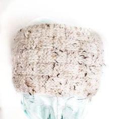 Tweed, pannebånd  str M