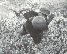 Walter Zeman - Arquero multicampeon del futbol austriaco, portero de la gran seleccion austriaca de los años 50