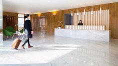 Travel // Hotel MINHO by Virgula i // renovation expansion, located in Vila Nova de Cerveira, Portugal