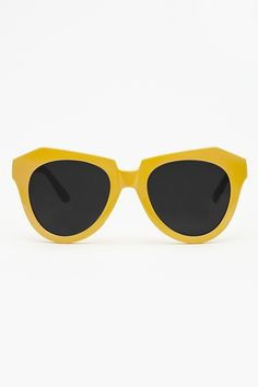 Bright Future Shades in Yellow