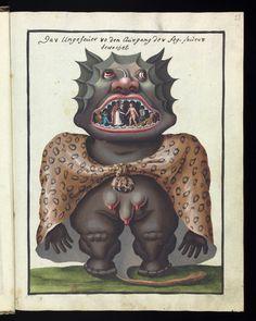 An illustration from the Compendium rarissimum totius Artis Magicae sistematisatae per celeberrimos Artis hujus Magistros - Folio 23 recto, 1766-1775