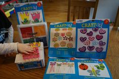Entertaining Elliot: Baker Ross Valentines & Mothers Day Crafts