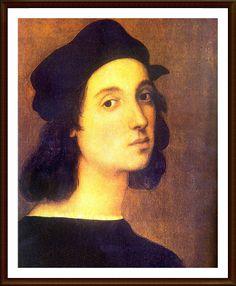 21. RAFAEL (1483-1520) – Idolatrado y denostado según gustos y eras, nadie puede dudar que Rafael es uno de los mayores genios del Renacimiento, con una técnica excelente en cuanto a dibujo y color.