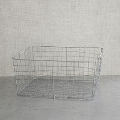 Wire Mesh Collection, Rectangular Tray