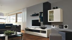 Now by Hülstra Home Office, Accent Colors, Showroom, Interior Decorating, New Homes, The Unit, Architecture, Simple, Design