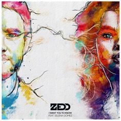 Selena Gomez and Zedd Reveal Cover Art and Release Date for Single ''I Want You to Know''—Take a Look! , Unomatch - Get Socialized Selena Selena, Selena Gomez New Song, Radios, Cd Album Covers, Music Covers, Zedd Album, Zedd True Colors, Cover Art, Vinyls