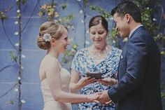 Rachael Lindsy Photography - Wedding photography at the Fort Worth Museum of Science and History - In the Courtyard - What better place to say 'I do'?