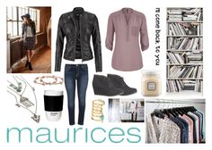 """""""The Perfect Blouse with maurices: Contest Entry"""" by itsme-bibicha ❤ liked on Polyvore featuring maurices, Laura Mercier, H&M, Brewster Home Fashions, ROOM COPENHAGEN and CC SKYE"""