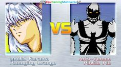 The Annoying Orange And Yoko Kurama VS Pinkie Pie And Anti-Venom In A MUGEN Match / Battle / Fight This video showcases Gameplay of Pinkie Pie From The My Little Pony Friendship Is Magic Series And Anti-Venom VS Yoko Kurama From The Yu Yu Hakusho Series And The Annoying Orange In A MUGEN Match / Battle / Fight