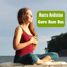 A playlist with the mantra Guru Ram Das, a mantra for healing and the heart. Sit in easy pose with your hands on your chest at heart level. The right hand over the left hand. Close your eyes and sing with the mantra: Guru Guru Wahe Gurur, Guru Ram Das Guru. http://8tracks.com/endoyoga/guru-ram-das-a-mantra-meditation