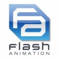 flash-animation Logo. Get this logo in Vector format from https://logovectors.net/flash-animation/