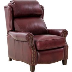 Sangria Color, Barcalounger, Furniture Grade Plywood, Hardwood Plywood, Nail Head, Mortise And Tenon, Nailhead Trim, Emerson, Foot Rest