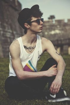 tumblr hipster fashion boy - Buscar con Google