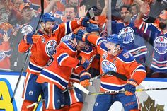 NHL Public Relations‏ Verified account @PR_NHL 21m 21 minutes ago Connor McDavid and Zack Kassian each scored shorthanded goals as the EdmontonOilers evened their series.