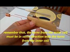 Homemade wood tool for easy wiring twisted inner coils for alekz beads, ...