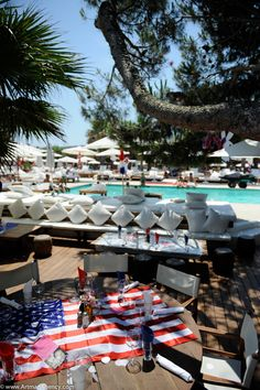 Nikki Beach St Tropez (4th of July Party)