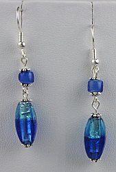 IDEA: Island Waters Earrings (eebeads.com)
