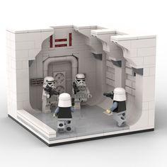 Lego Minifigure Display, I Want To Work, Lego Group, Lego Parts, Lego Models, Group Of Companies, Custom Lego, Lego Moc, Lego Building