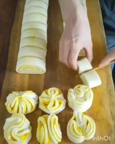 """Праздничные рецепты🍰Карвинг🍝 on Instagram: """"Как вам такие ЛАЙФХАКИ с тестом? .... лайк♥️☺️ Любите такие ролики? ПОДПИСЫВАЙТЕСЬ @gotovim.online_ , Автор: @?"""" Churros, Easy Snacks, Chocolate Desserts, No Bake Desserts, Cheesecakes, A Table, Baking, Healthy, Sweet"""