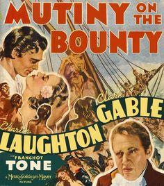 Mutiny on the Bounty 1935 Best Picture Winner