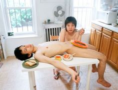 Photographer And Her Boyfriend Cleverly Challenge Sexual Expectations Of Women