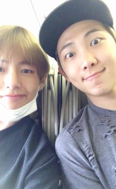 rap monster and V - I honestly feel like these two get along really well even though not much is shown to us. V mostly hangs out with the maknae line ft hobi but I think he gets along the same or even better with rap monster.