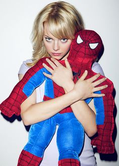 Some lucky spiderMan.