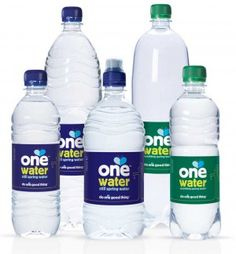 Social Enterprise selling bottled water in the UK with profits going to clean water projects in Africa
