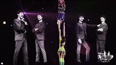 Cirque du Soleil Welcomes Las Vegas Guests to Watch 'Beatles LOVE Show' Rehearsals for Free Beatles Love Show, The Beatles, Welcome, Letting Go, Las Vegas, Musicals, Darth Vader, Entertaining, Concert