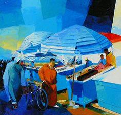 La galerie Art Espace, Secrets d'artistes... de Nantes présente Pierrick Tual