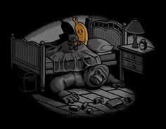 Monster Under The Bed   Flickr - Photo Sharing!