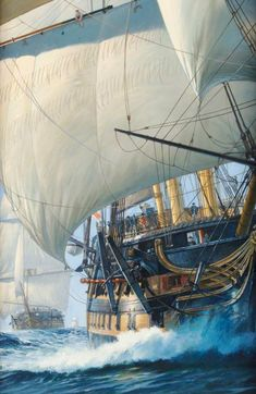 The Ionian Mission Geoff Hunt (b.1948) National Museum of the Royal Navy, Portsmouth
