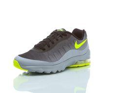 Tenis Nike Air Max Invigor Print Vinho F Cross Sports