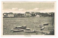 Fredrikstad - Østfold - Glomma med båter