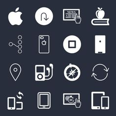 IOS Icons. Download thousands of Free Psd, Vectors, Flat Icons, UI Kits, Patterns on GrfxPro