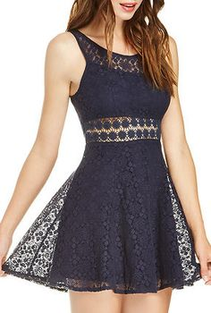 Lacy Daisy Dress