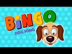 KidsOne Nursery Rhymes: BiNGO Dog Nursery Rhymes Songs