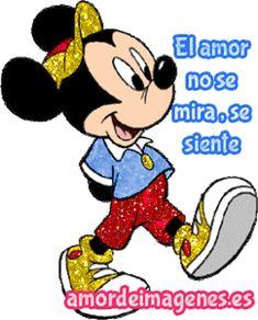imagenes de mickey mouse de amor - Buscar con Google