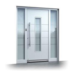 Interior and exterior doors by MilanoDoors, contemporary italian doors, modern wood doors. Modern Wood Doors, Modern Exterior Doors, Contemporary Doors, Interior And Exterior, Modern Gates, Aluminium Front Door, Corner Toilet, Italian Doors, Main Door Design