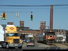 RailPictures.Net Photo: PW 3904 Providence and Worcester Railroad GE B39-8 (Dash 8-39B) at Pawtucket, Rhode Island by Justin Winiarz