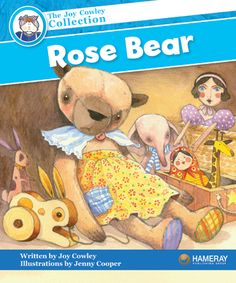 $5.95 Rose Bear - Part of the Blue Series: Rose Bear misses hugs, so Fred Bear comes up with a good idea