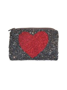 Beaded Change Purse at Jennifer Miller Jewelry