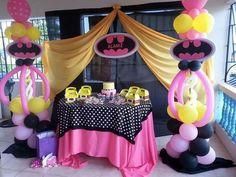 bat girl party - Google Search