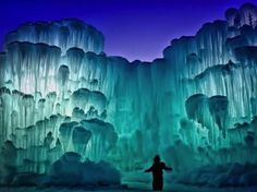 2014 - Is a mini ice age coming? Some experts believe it is - and this week (Jan 6th 2014) a huge section of the USA will think it HAS!