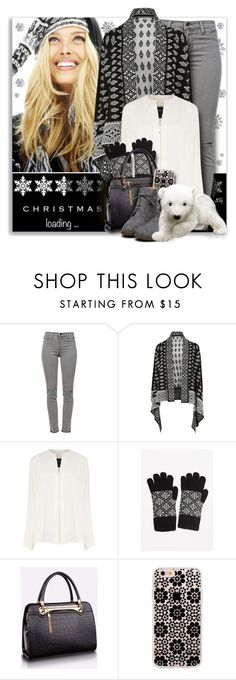 """""""Christmas loading..."""" by fashion-architect-style ❤ liked on Polyvore featuring moda, J Brand, Oasis, Derek Lam, Relaxfeel e Sonix"""