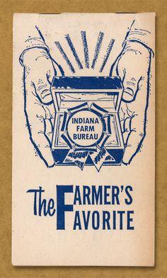 Indiana Farm Bureau. The Farmer's Favorite.