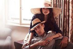 Lock & Co Campaign, Couple Photos, Couples, Hats, Fashion, Couple Shots, Moda, Hat, Fashion Styles