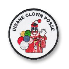 INSANE CLOWN PATCH
