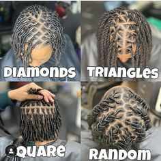 Dreads Short Hair, Dreadlock Hairstyles For Men, Twist Braid Hairstyles, Dreadlocks Men, Braid Styles For Men, Hair Twist Styles, Curly Hair Styles, Natural Hair Styles, Mens Dreadlock Styles